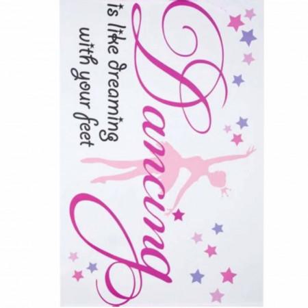 sticker decorativ pentru camera copiilor