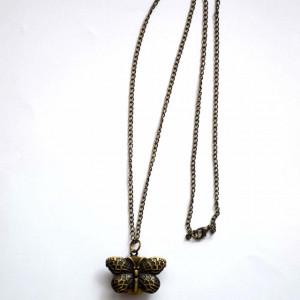 ceas cu lant cu medalion