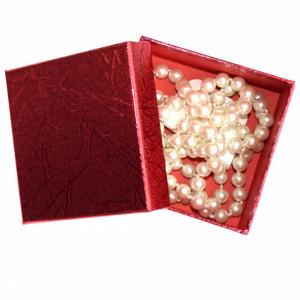 colier perle cutie cadou