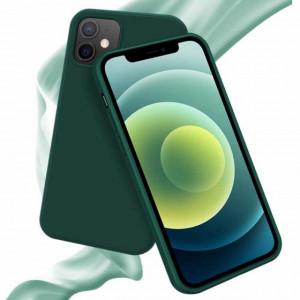 husa de protectie iphone 12 cu silicon