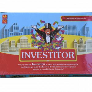 Joc de societate Investitorul pentru copii si adulti, Pufo