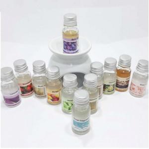 set uleiuri si suport pentru aromaterapie