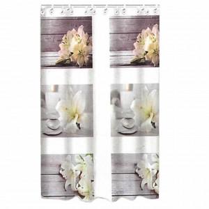 Perdea de dus Pufo Regal Flower, 180 x 180 cm