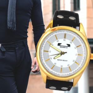 Ceas barbatesc MATTEO FERARI elegant, design italian
