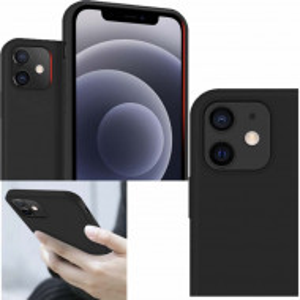 husa neagra iphone 12