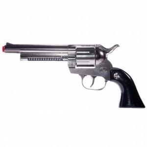 Pistol metalic 18 cm cu capse, Pufo