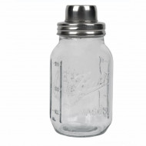 Shaker din sticla pentru bar si cocktail, 740 ml, Pufo
