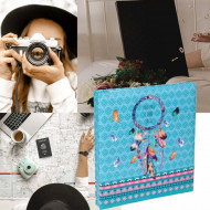 Album foto Dreams, 27 x 29,5 cm, 30 pagini, Pufo