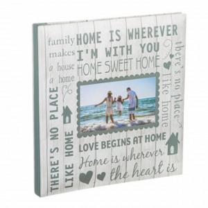 Album foto Pufo Home, model cu mesaje pozitive, 30 pagini, 28 x 22 cm