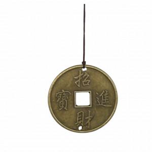 moneda feng shui