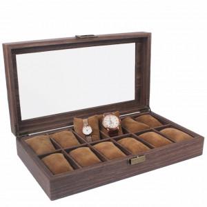 cutie caseta 12 ceasuri