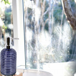 dispenser sapun din sticla