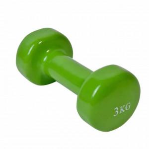Gantera pentru exercitii fizice, tonifiere, fitness, 3 kg
