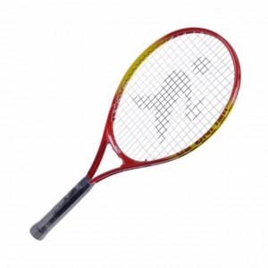 Racheta de tenis pentru copii, cu maner anti-alunecare, Pufo, 63 cm