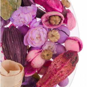 Set potpourri decorative cu aroma de lavanda, 120 g, Pufo