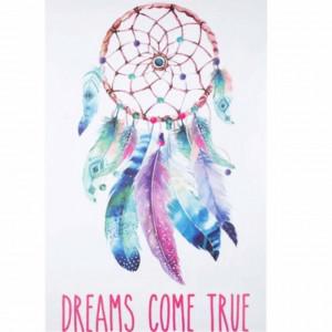 sticker pentru perete cu dreamcathcer
