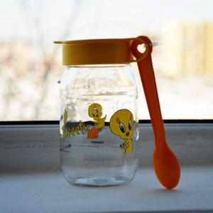 borcan pentru mancare la bebelusi