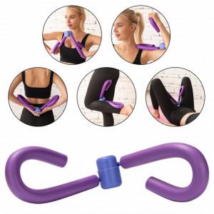Dispozitiv fitness pentru tonifierea coapselor, bratelor si a pieptului, Pufo