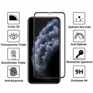 folie protectie 6D pentru iphone 12