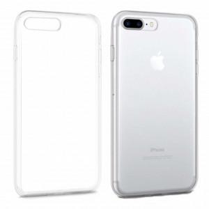Husa de protectie pentru iPhone 7plus, transparenta