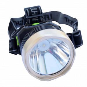 Lanterna LED frontala pentru cap cu 3 faze, reincarcabil