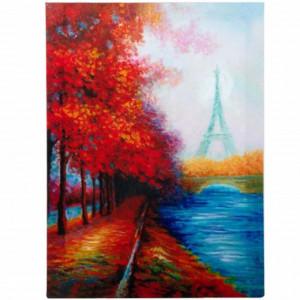 Tablou decorativ canvas cu Peisaj din Franta , 30 x 40 cm cm, Pufo