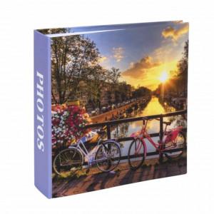 Album foto Pufo, model Bike lovers in town, 200 poze, 22 x 22 cm