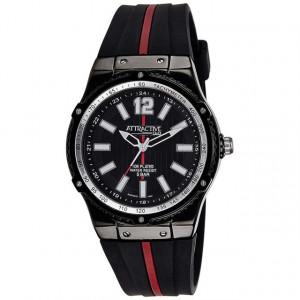 Ceas barbatesc Q&Q Attractive Premium Black - DA02J522Y