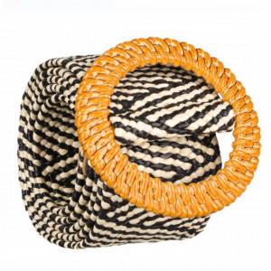 Curea dama Pufo Simple pentru talie, reglabila, 100 x 5 cm