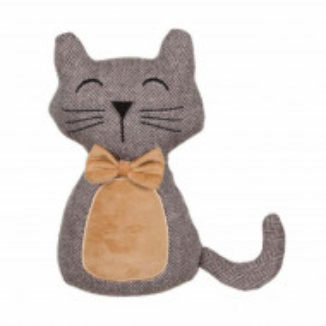 Mascota opritor usa textil Pufo, model Pisicuta adorabila Kitty