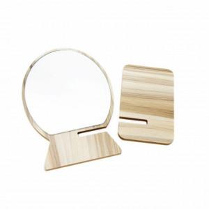 oglinda cu suport pentru masa