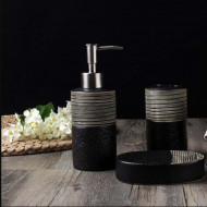 set elegant pentru baie