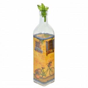 Sticla pentru ulei Pufo cu dispenser, 500 ml