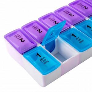 cutie medicamente pe zile