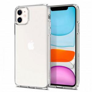 Husa de protectie iPhone 12, transparenta