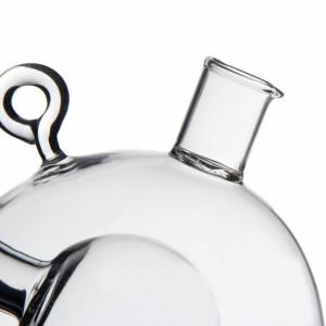 Recipient 2 in 1 Pufo pentru lichide, ulei, otet, etc, 340 ml