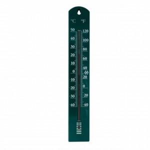Termometru de perete pentru exterior, 40 cm