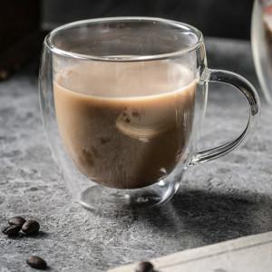 cana pentru cafea transparenta