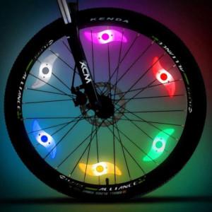 led pentru spite la bicicleta