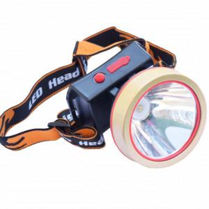 Lanterna LED frontala pentru cap cu 2 faze, reincarcabil