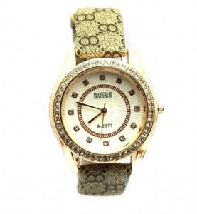 Pachet portofel elegant de dama - turcoaz + ceas elegant de dama Lost Queen