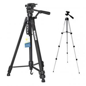 Pachet Trepied foto telescopic Weifeng WT-3560 universal 64-167 cm + Trepied foto telescopic Weifeng WT-3110A universal 35-102 cm