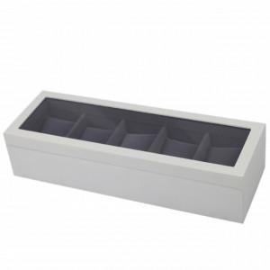 cutie caseta din lemn pentru 5 ceasuri
