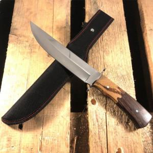 Cutit de vanatoare 32 cm, model Colorado + teaca