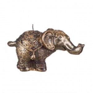 lumanare in forma de elefant