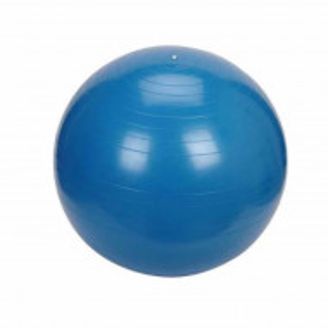 Minge pentru atrenament fitness, Pufo, albastra