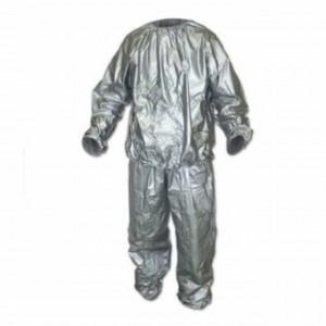 Costum de slabit cu efect de sauna Pufo, unisex, marimea M
