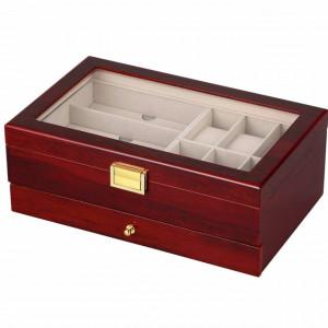 cutie caseta din lemn