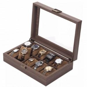 cutie eleganta pentru ceasuri