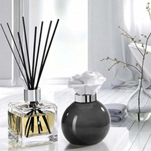Odorizant parfumat cu ulei de vanilie si betisoare, pentru camera, living, dormitor, etc, 150 ml, Pufo